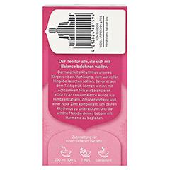 YOGI TEA Frauen Balance Bio Filterbeutel 17x1.8 Gramm - Rechte Seite