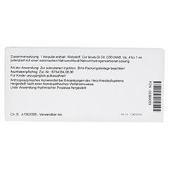 COR GL D 30 Ampullen 10x1 Milliliter N1 - Rückseite