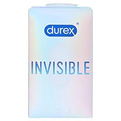 Durex Invisible Kondome 12 Stück - Vorderseite