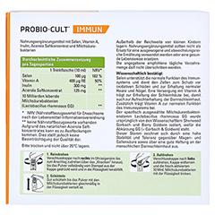 PROBIO-Cult Immun Syxyl Trinkampullen 36 Stück - Rückseite