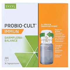 PROBIO-Cult Immun Syxyl Trinkampullen 36 Stück - Vorderseite