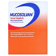 Mucosolvan 1mal täglich 50 Stück N2 - Rückseite