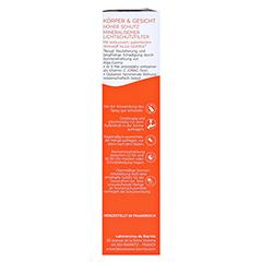 ALGA MARIS Sonnenspray Bio LSF 30 wasserfest 125 Milliliter - Linke Seite