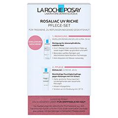 La Roche-Posay Routine Set Rosaliac UV riche 1 Stück - Rückseite