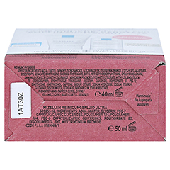 La Roche-Posay Routine Set Rosaliac UV legere 1 Stück - Unterseite
