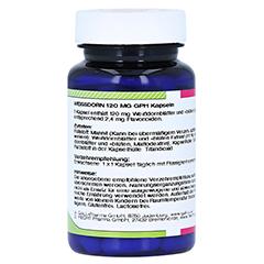 WEISSDORN 120 mg GPH Kapseln 60 Stück - Linke Seite