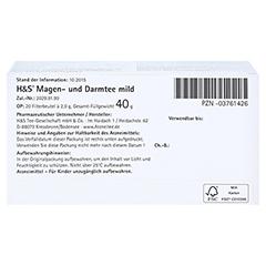 H&S Magen- und Darmtee mild 20x2.0 Gramm - Unterseite