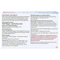 H&S Magen- und Darmtee mild 20x2.0 Gramm - Rückseite