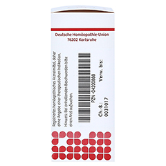 ACIDUM LACTICUM D 30 Globuli 10 Gramm N1 - Linke Seite