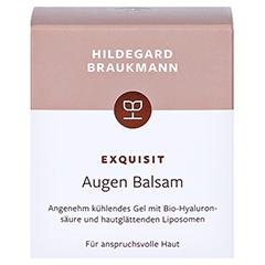Hildegard Braukmann EXQUISIT Augen Balsam 30 Milliliter - Vorderseite
