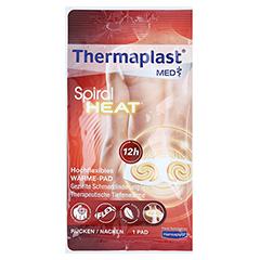 Thermaplast MED Spiral Heat Wärmepflaster Rücken und Nacken 1 Stück
