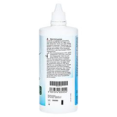 Lenscare Kochsalzlösung 380 Milliliter - Linke Seite