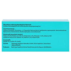 CANIKUR Tabletten vet. 3x4 Stück - Rückseite