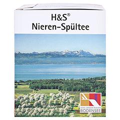 H&S Nieren-Spültee Filterbeutel 20x2.0 Gramm - Rechte Seite