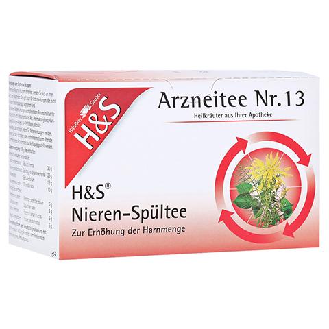 H&S Nieren-Spültee Filterbeutel 20x2.0 Gramm
