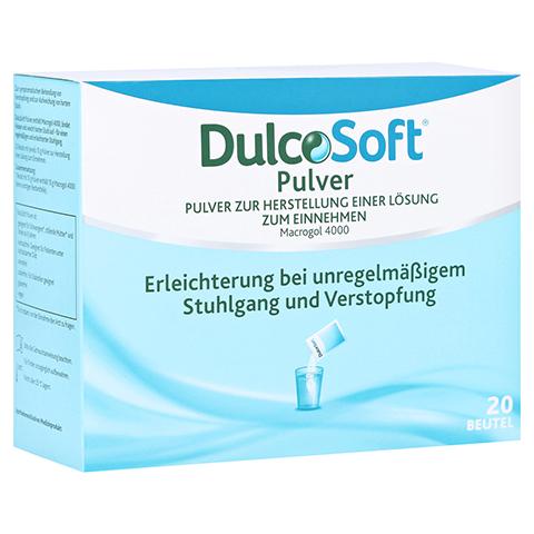 Dulcosoft Pulver 20x10 Gramm