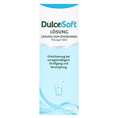 DULCOSOFT Lösung 250 Milliliter - Vorderseite