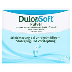 Dulcosoft Pulver 20x10 Gramm - Vorderseite