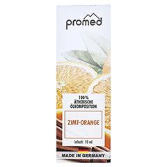 PROMED Duftöl Zimt-Orange 10 Milliliter - Vorderseite