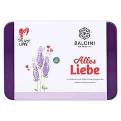 BALDINI So liebt Lippe Alles Liebe Set Öl+Stein 1 Stück - Vorderseite