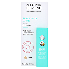 BÖRLIND Purifying Care Abdeckstift dark 5 Gramm - Vorderseite