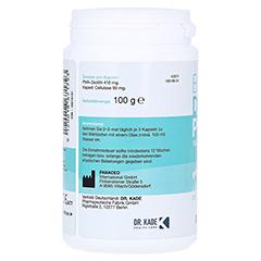 PANACEO Basic-Detox Pure Kapseln 200 Stück - Rechte Seite