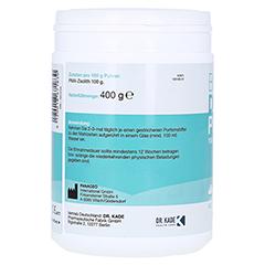 PANACEO Basic-Detox Pure Pulver 400 Gramm - Rechte Seite