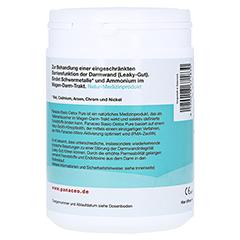 PANACEO Basic-Detox Pure Pulver 400 Gramm - Linke Seite