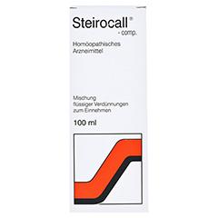 STEIROCALL Tropfen 100 Milliliter N1 - Rückseite