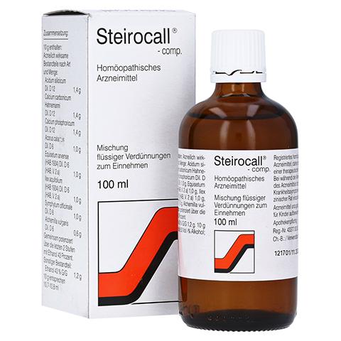 STEIROCALL Tropfen 100 Milliliter N1