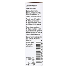OTOCURA Ohrenspray Pflegeöl 10 Milliliter - Linke Seite