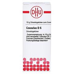 COCCULUS D 6 Globuli 10 Gramm N1 - Vorderseite