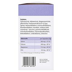 BASEN AKTIV Mineralstoff-Kräuter-Extrakt-Pulver 90 Gramm - Rechte Seite