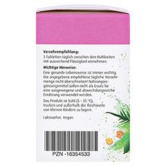 BASEN AKTIV Mineralstoff-Kräuter-Tabletten 60 Stück - Linke Seite