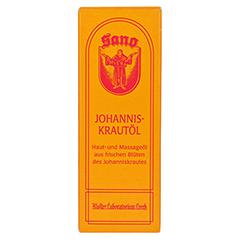 SANO Johanniskrautöl 250 Milliliter - Vorderseite