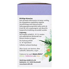 BASEN AKTIV Mineralstoff-Kräuter-Extrakt-Pulver 90 Gramm - Linke Seite