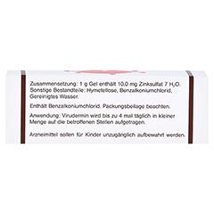 Virudermin 5 Gramm N1 - Rückseite