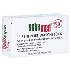 Sebamed Seifenfreies Waschstück 100 Gramm