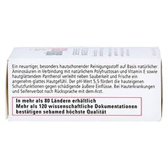 Sebamed Seifenfreies Waschstück 100 Gramm - Oberseite