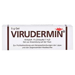 Virudermin 5 Gramm N1 - Vorderseite