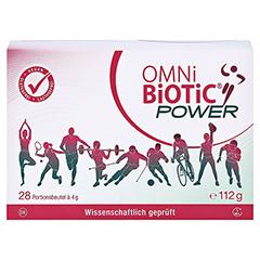 OMNI BiOTiC Power classic Beutel 28x4 Gramm - Rückseite