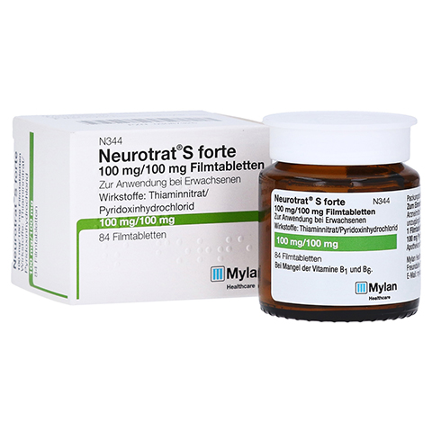 Neurotrat S forte 84 Stück