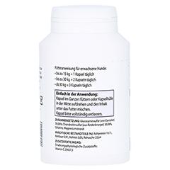 GLUCOSAMIN+CHONDROITIN Kapseln für Hunde 120 Stück - Rechte Seite