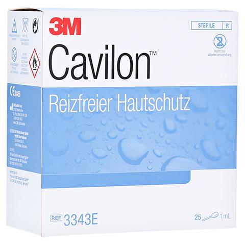 CAVILON 3M Lolly reizfreier Hautschutz 25x1 Milliliter