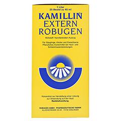 Kamillin-Extern-Robugen Beutel 25x40 Milliliter - Linke Seite