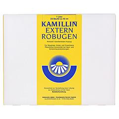Kamillin-Extern-Robugen Beutel 25x40 Milliliter - Vorderseite