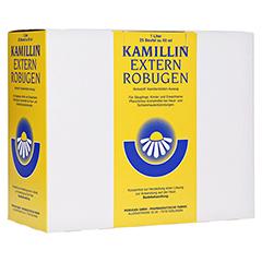 Kamillin-Extern-Robugen Beutel 25x40 Milliliter