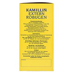 Kamillin-Extern-Robugen Beutel 25x40 Milliliter - Rechte Seite