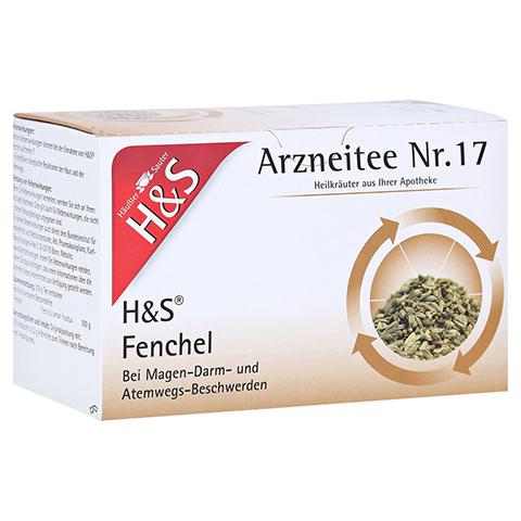 H&S Fenchel 20x2.2 Gramm