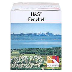 H&S Fenchel 20x2.2 Gramm - Rechte Seite